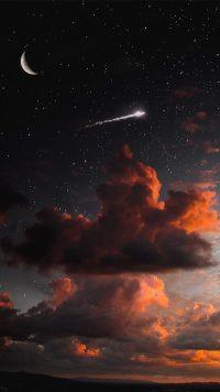 Night sky wallpaper 42