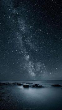 Night sky wallpaper 41