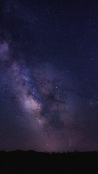 Night sky wallpaper 43