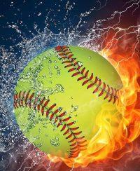 Softball Wallpaper 12