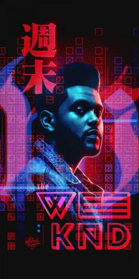 The Weeknd Wallpaper 11