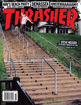 Thrasher Wallpaper 2