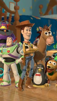 Buzz And Woody Wallpaper 7
