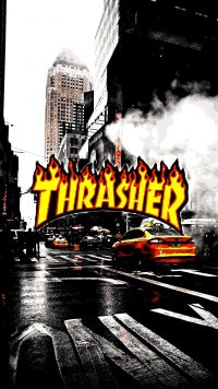 Thrasher Wallpaper 26