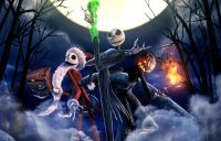Nightmare before christmas wallpaper 19