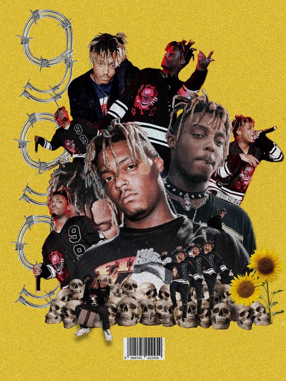 juice wrld wallpaper 1