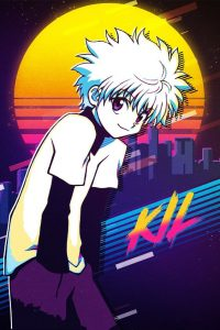 Killua Wallpaper 5