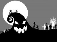 Nightmare before christmas wallpaper 15