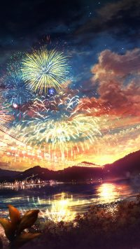 Firework Wallpaper 11