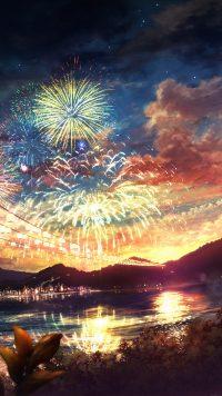 Firework Wallpaper 33