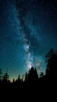 Night sky wallpaper 30