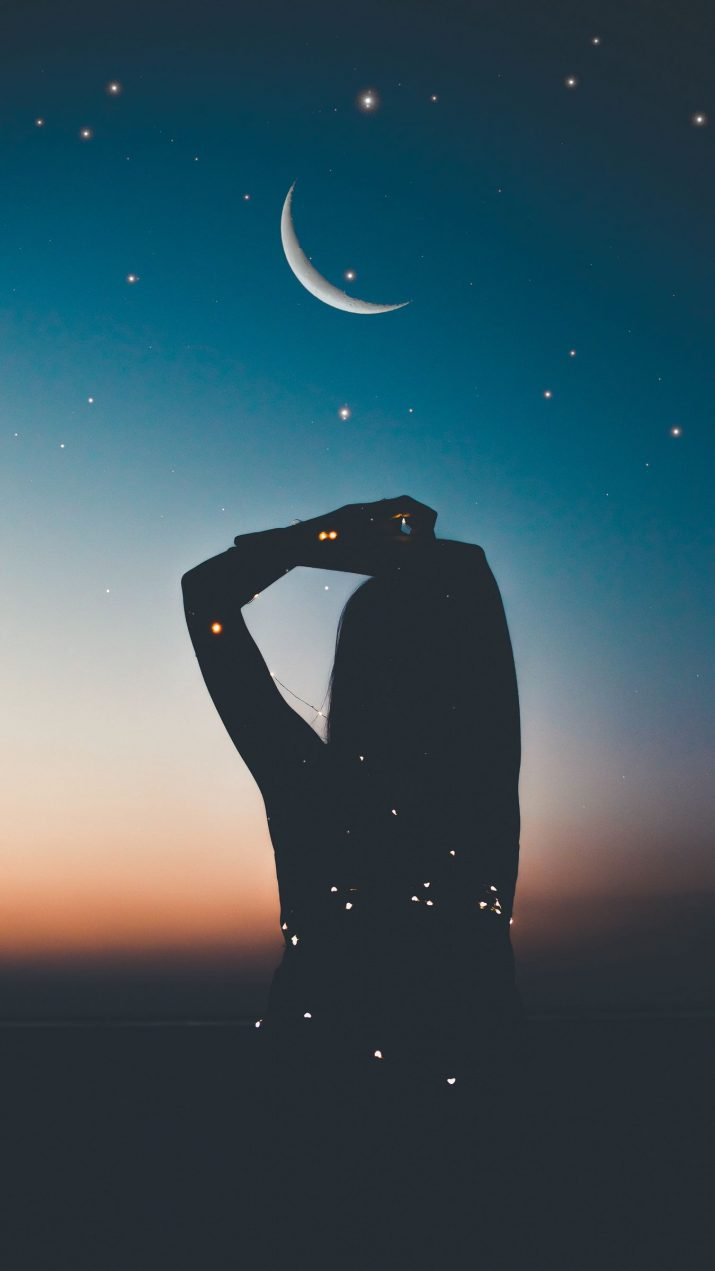 Night Sky Wallpaper Wallpaper Sun