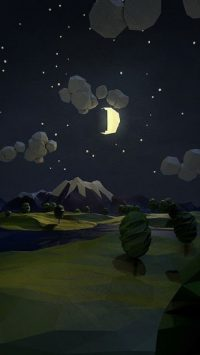 Night sky wallpaper 19