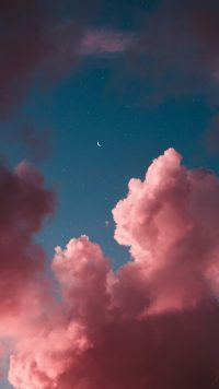Night sky wallpaper 8