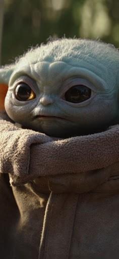Baby Yoda Wallpaper 2