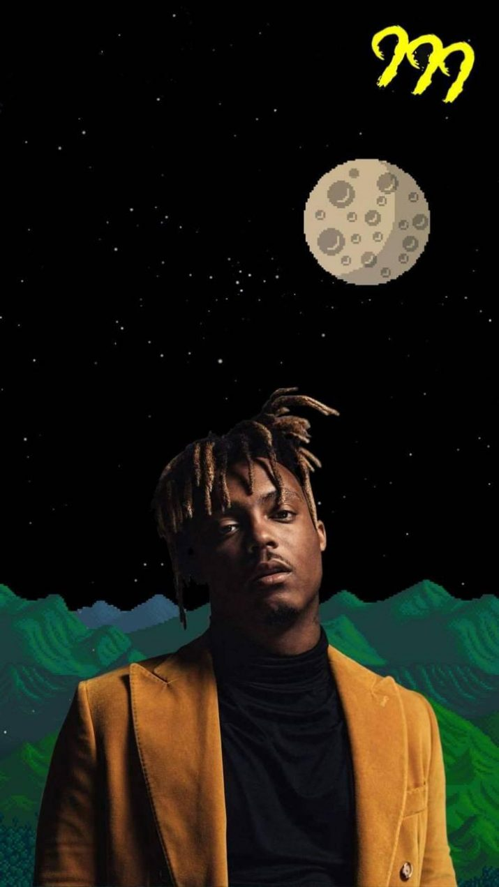 juice wrld live wallpaper 1