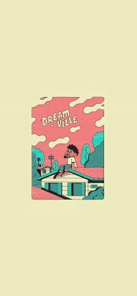 Dreamville Wallpaper 1