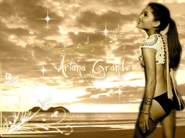 Ariana Grande Wallpaper 1