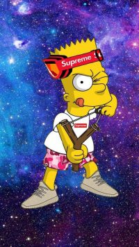 Bart Simpson Wallpaper 2