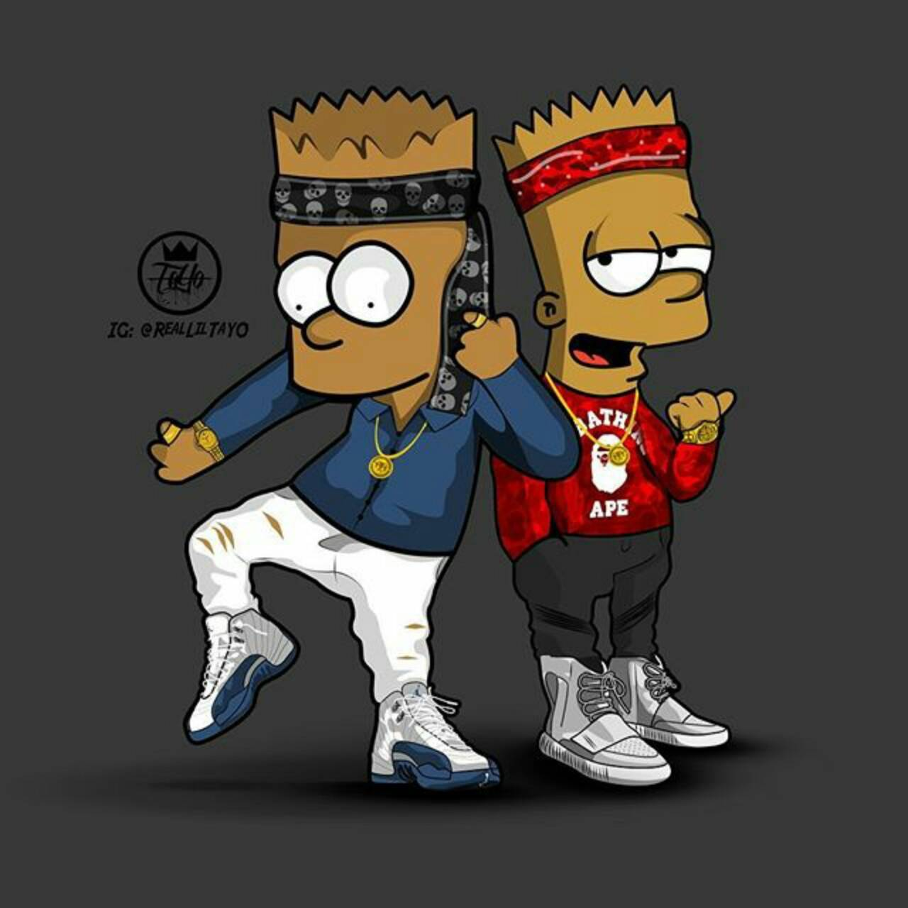 Bart Simpson Wallpaper 1