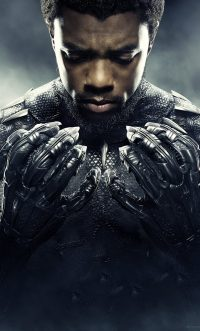 Black Panther Chadwick Boseman Wallpaper 19