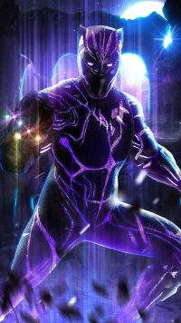 Black Panther Chadwick Boseman Wallpaper 43