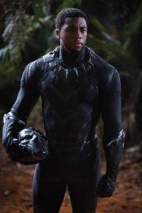 Black Panther Chadwick Boseman Wallpaper 41