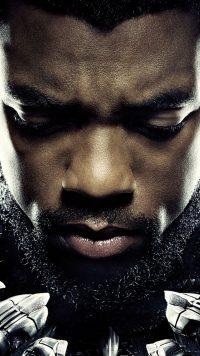 Black Panther Chadwick Boseman Wallpaper 34