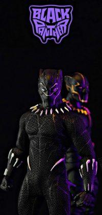 Black Panther Chadwick Boseman Wallpaper 30