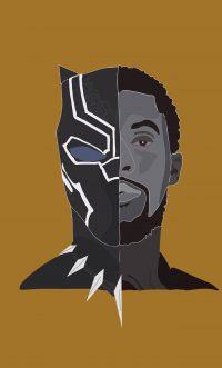Black Panther Chadwick Boseman Wallpaper 24