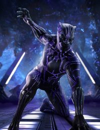 Black Panther Chadwick Boseman Wallpaper 14