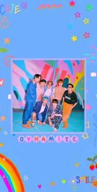 Bts Dynamite Wallpaper 11