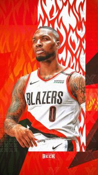 Damian Lillard Wallpaper 9