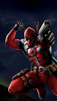 Deadpool Wallpaper 33
