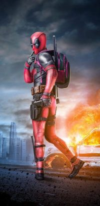 Deadpool Wallpaper 31