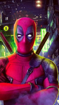Deadpool Wallpaper 40