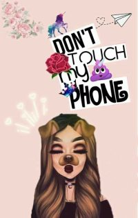 Dont touch my phone wallpaper 30