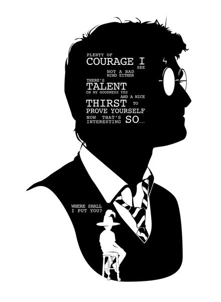 Harry Potter Wallpaper 1