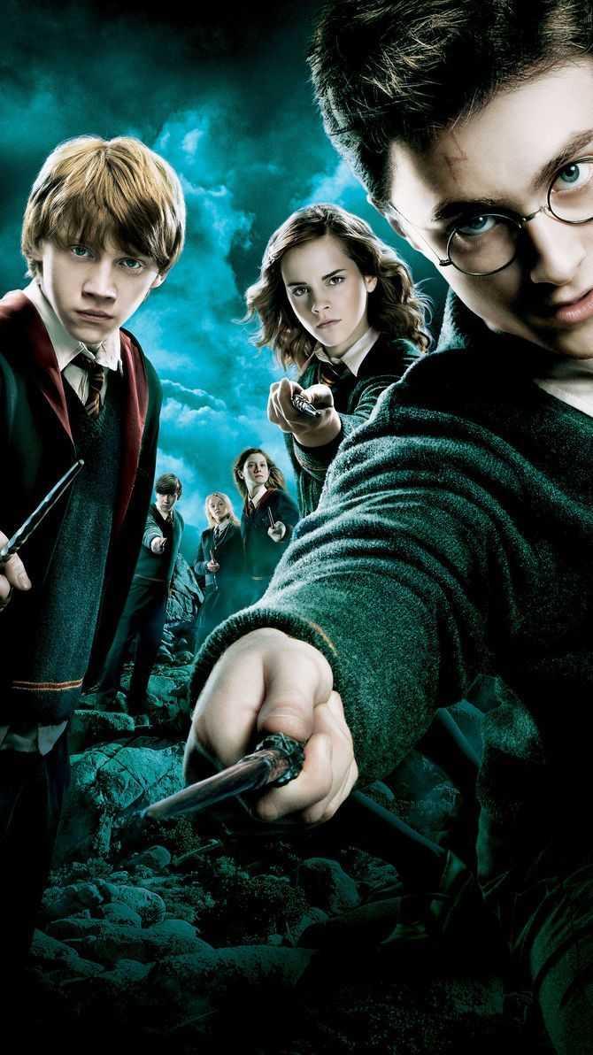 Harry Potter Wallpaper 1