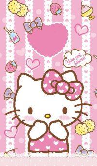 Hello Kitty Wallpaper 29