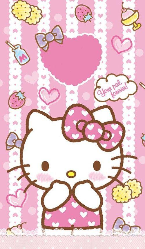 Hello Kitty Wallpaper 1