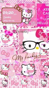 Hello Kitty Wallpaper 27