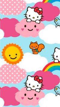 Hello Kitty Wallpaper 23