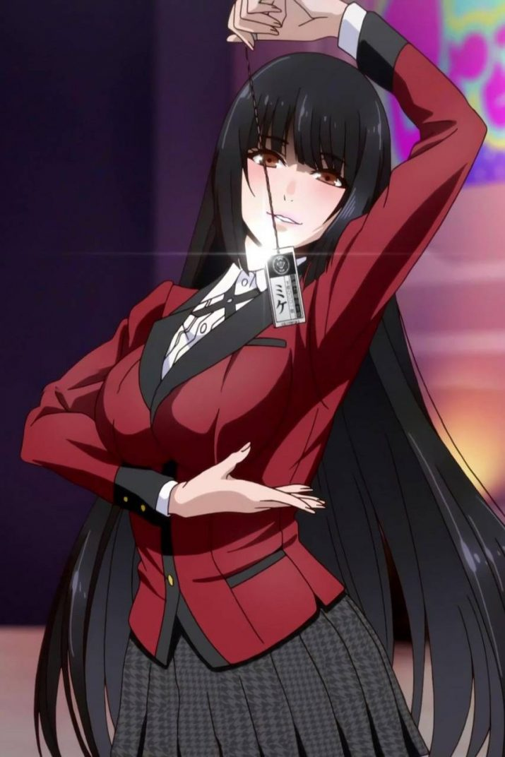 Kakegurui Wallpaper 1