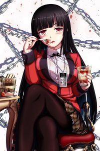 Kakegurui Wallpaper 6