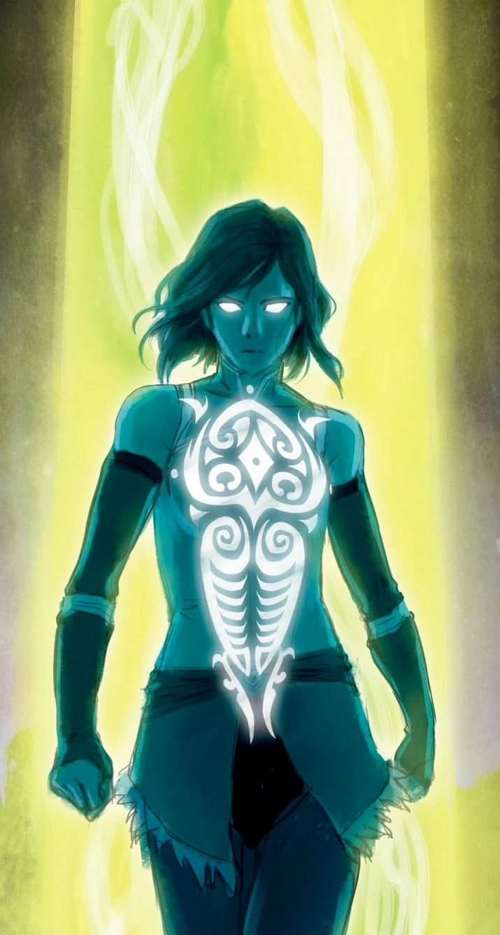 Legend Of Korra Wallpaper 1