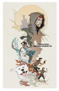 Legend Of Korra Wallpaper 19