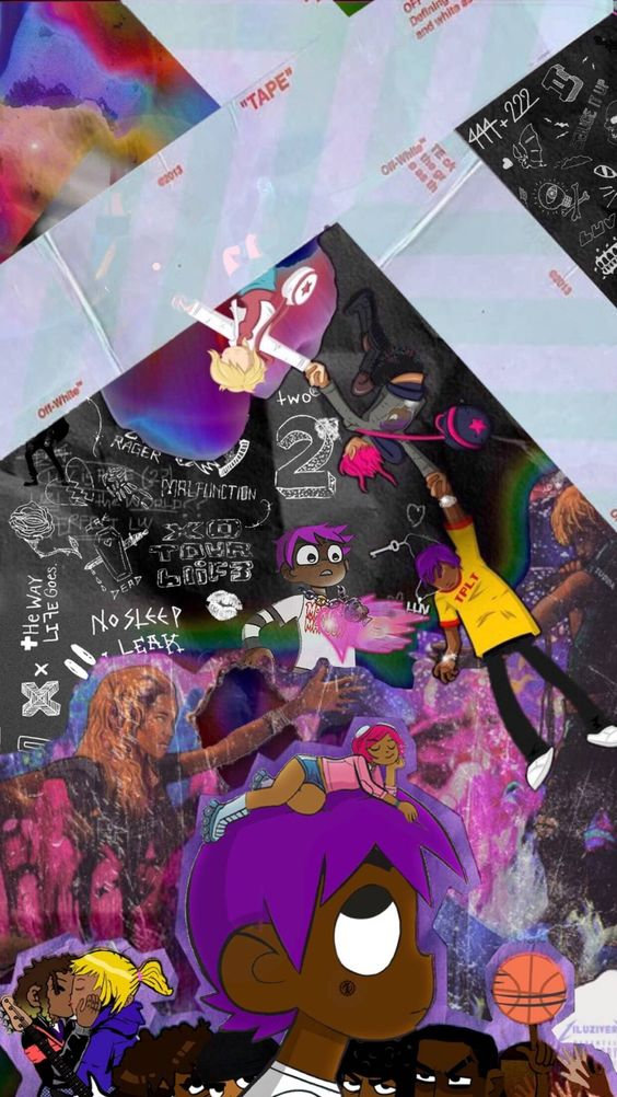 Lil Uzi Vert Wallpaper Wallpaper Sun Check out our lil uzi vert album selection for the very best in unique or custom, handmade pieces from our wall décor shops. lil uzi vert wallpaper wallpaper sun
