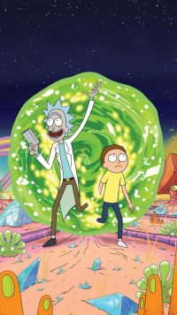 Rick And Morty Wallpaper 2