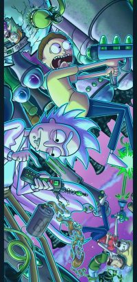 Rick And Morty Wallpaper 4